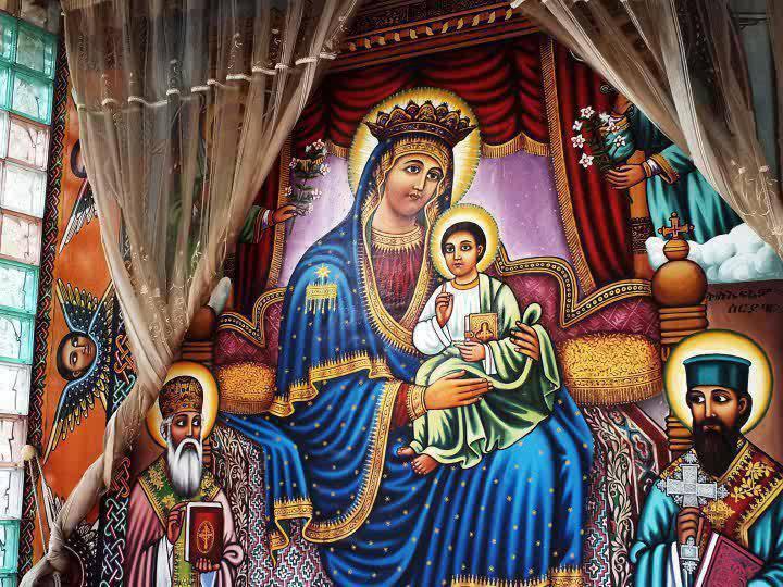 St. Mary - Kidanemihiret.org